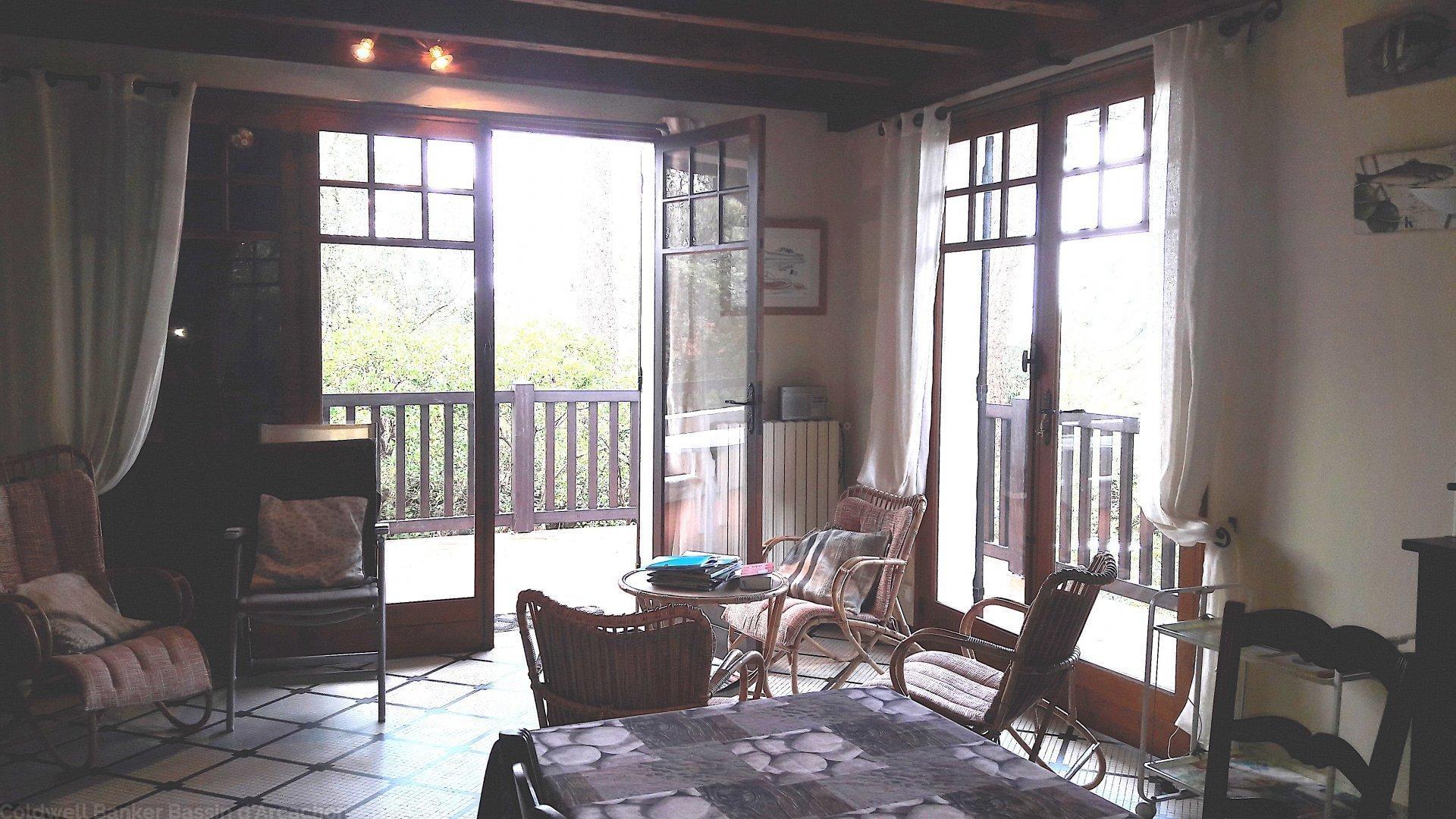 maison a restaurer a vendre sur le Bassin d'Arcachon pyla sur mer