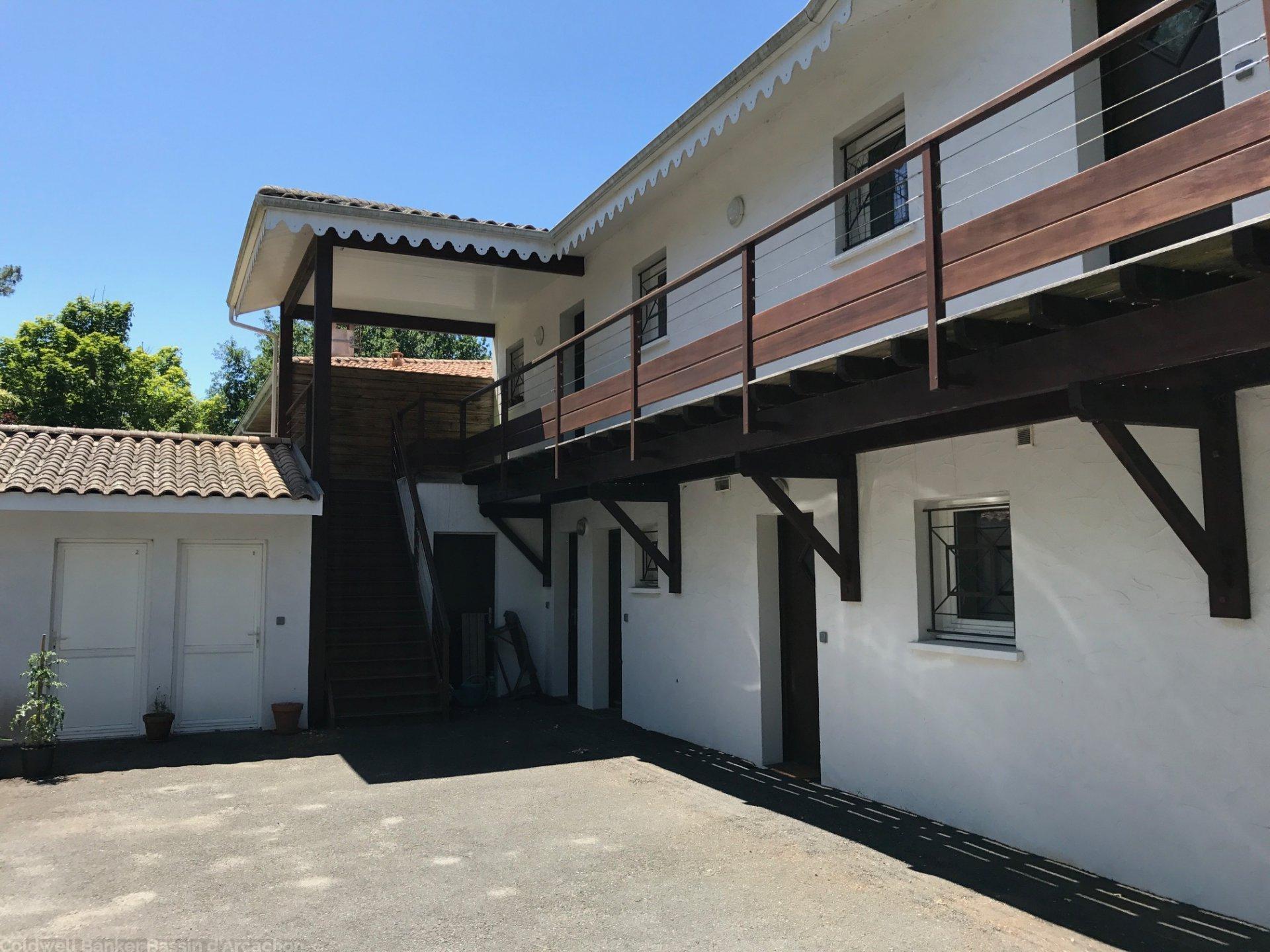 appartement récent à vendre presqu'ile du cap ferret à proximité plage avec terrasse