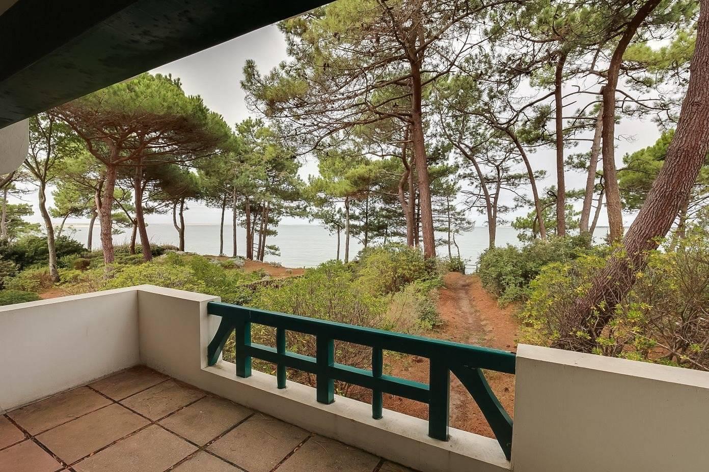 Villa vue panoramique en première ligne à vendre PYLA SUR MER