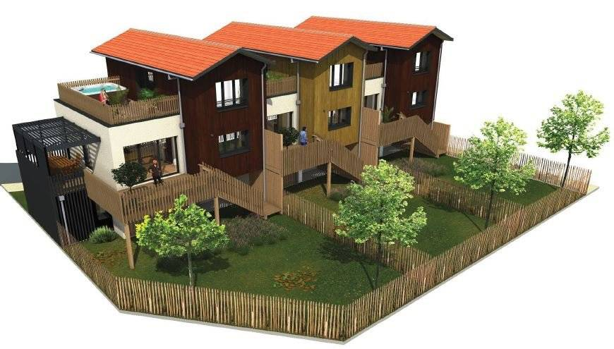 Programme immobilier neuf LA TESTE DE BUCH