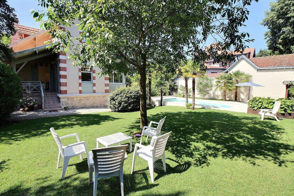 Acheter maison de vacances familiale avec piscine Arcachon