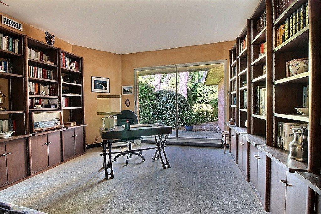 maison à vendre à arcachon pereire - vaste bureau lumineux