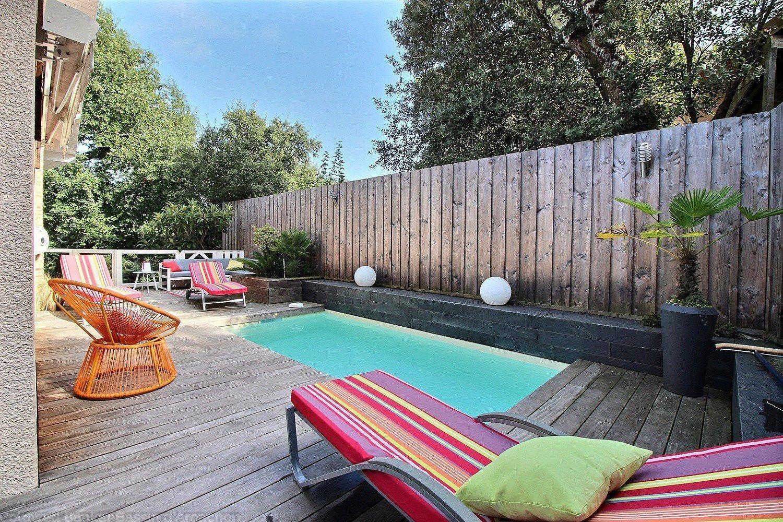 Villa contemporaine sur les hauteurs du moulleau vendre arcachon le moulleau coldwell banker - Les pins du moulleau ...