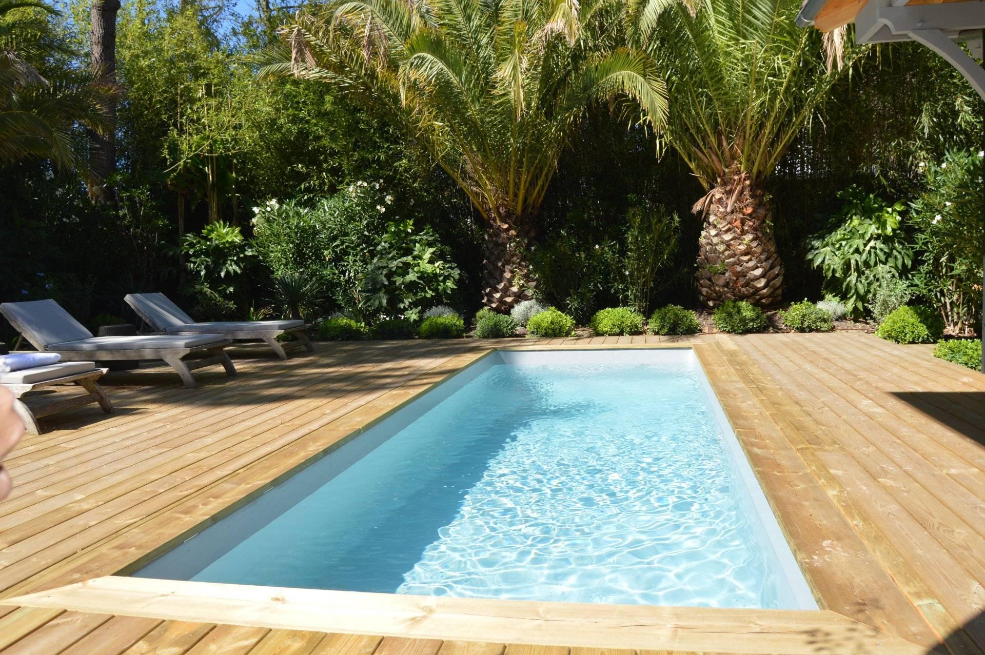 Villa neuve en bois à vendre CAP FERRET VILLAGE