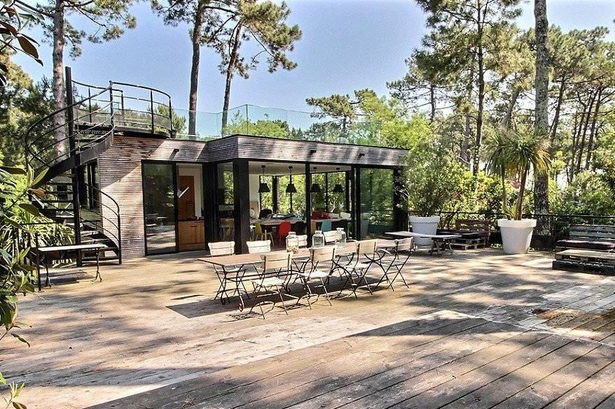 Villa de prestige CAP FERRET a vendre