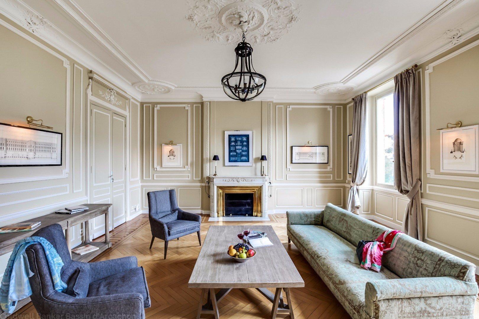 acheter  appartement de standing triangle d'or hyper centre Bordeaux