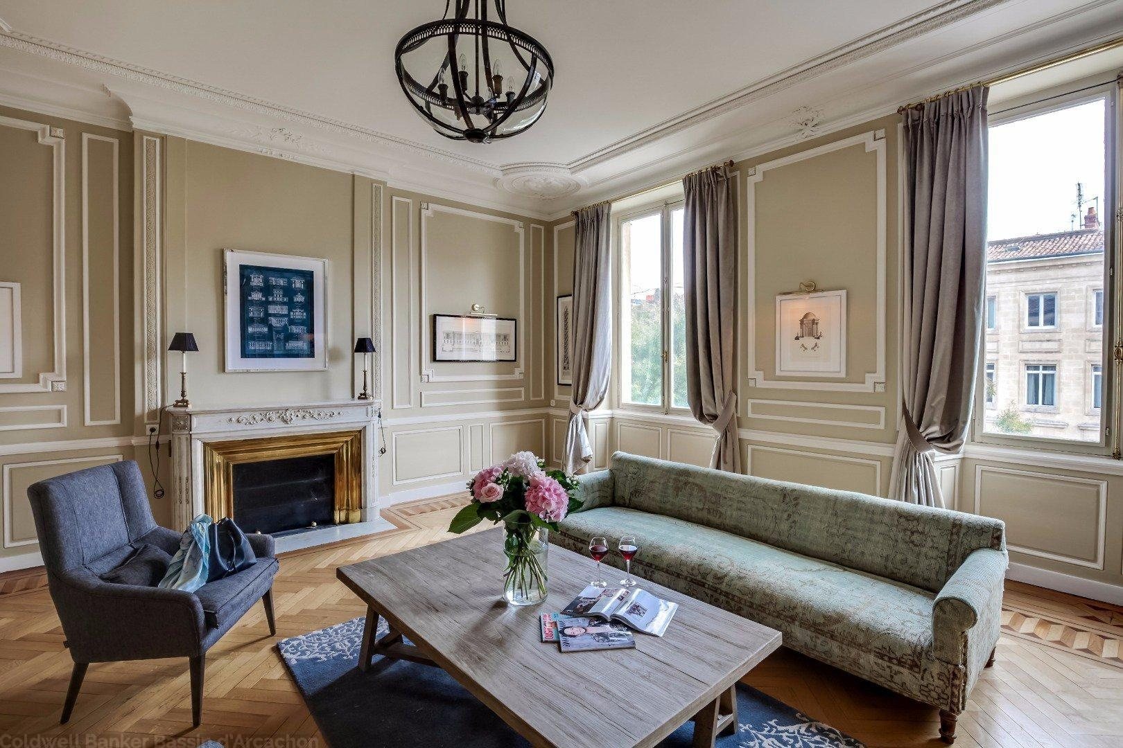 appartement de luxe à vendre sur Bordeaux