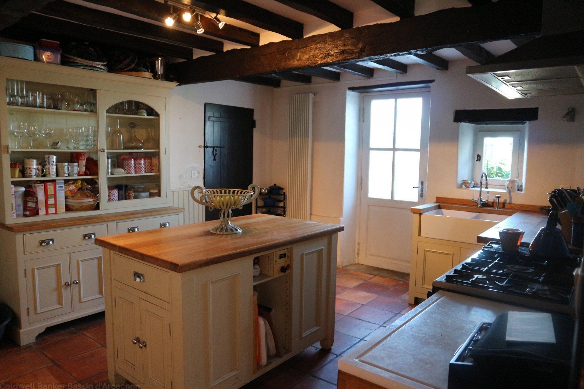Achat jolie maison de campagne proche Bordeaux BLAIGNAC
