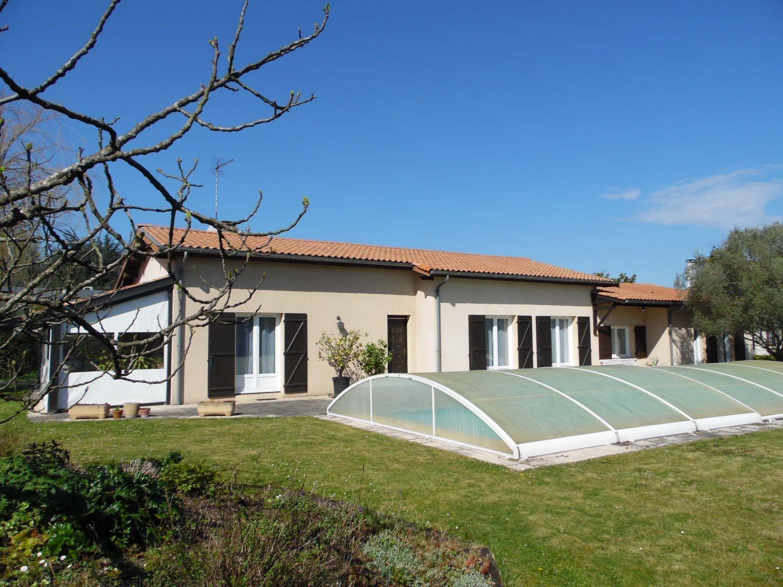 Vente maison villa bordeaux pessac maison de pain pied for Acheter maison bordeaux