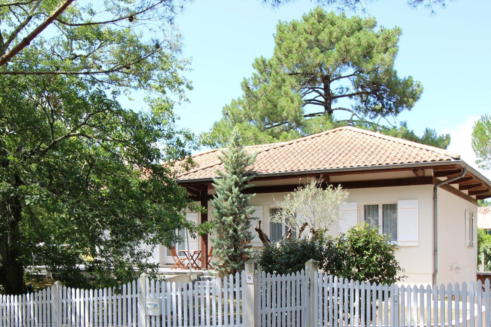 vente maison villa arcachon les abatilles grande villa dans secteur calme et recherch 233