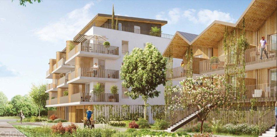 T4 dans programme immobilier neuf proche de bordeaux à Bruges
