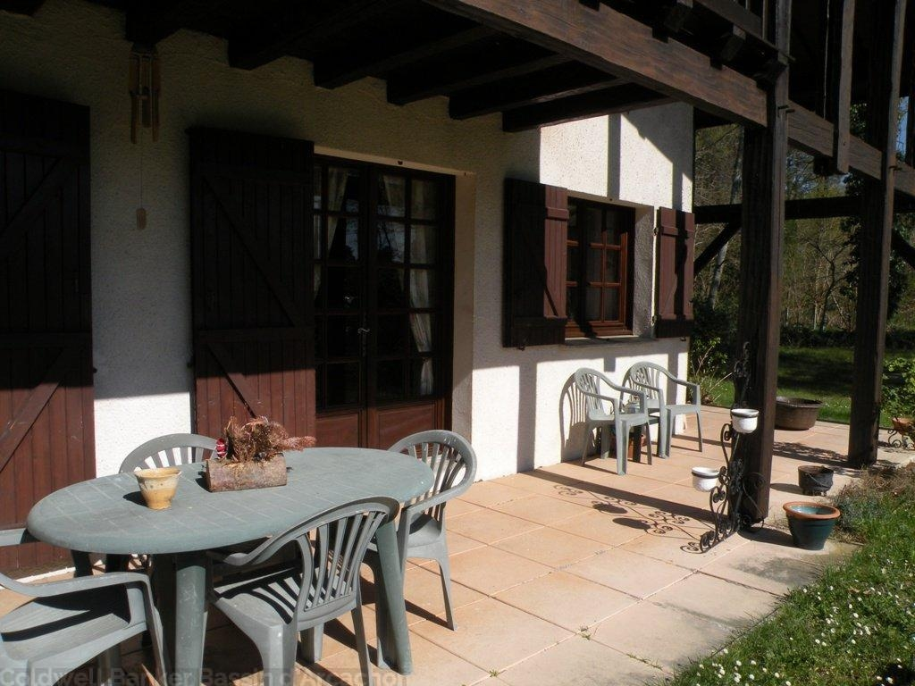 Belle maison de campagne vendre proche bordeaux sud de leognan louchats coldwell banker - Belles maisons bordeaux ...