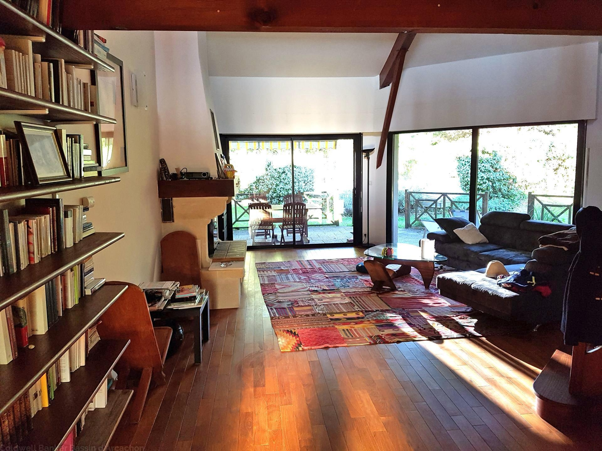 Villa contemporaine 5 chambres à vendre villenave d'ornon