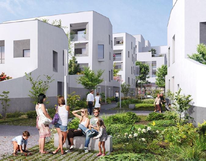 Appartement duplex de standing proche futur tramway à vendre LE BOUSCAT