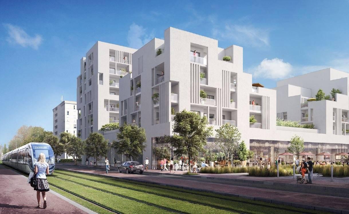 Programme immobilier neuf LE BOUSCAT