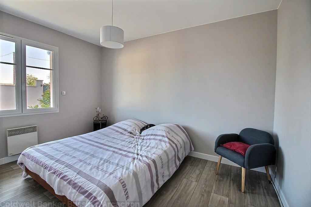 Maison contemporaine 4 chambres avec piscine chauffée à vendre à Gujan-Mestras