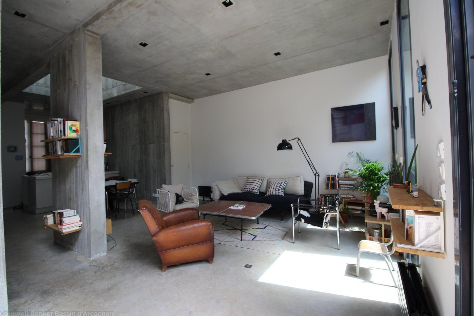 Vente maison villa bordeaux centre ville loft r nov for Vente appartement bordeaux centre ville