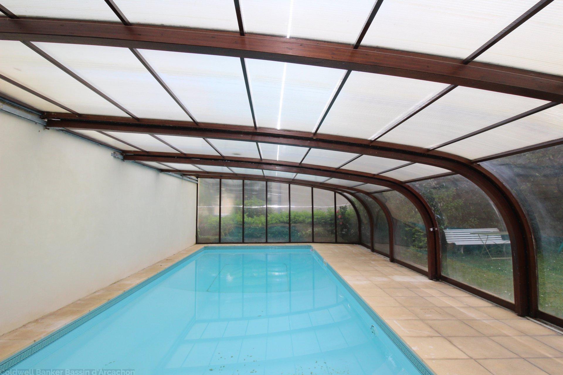 Maison à vendre Bordeaux Caudéran avec piscine couverte et chauffée