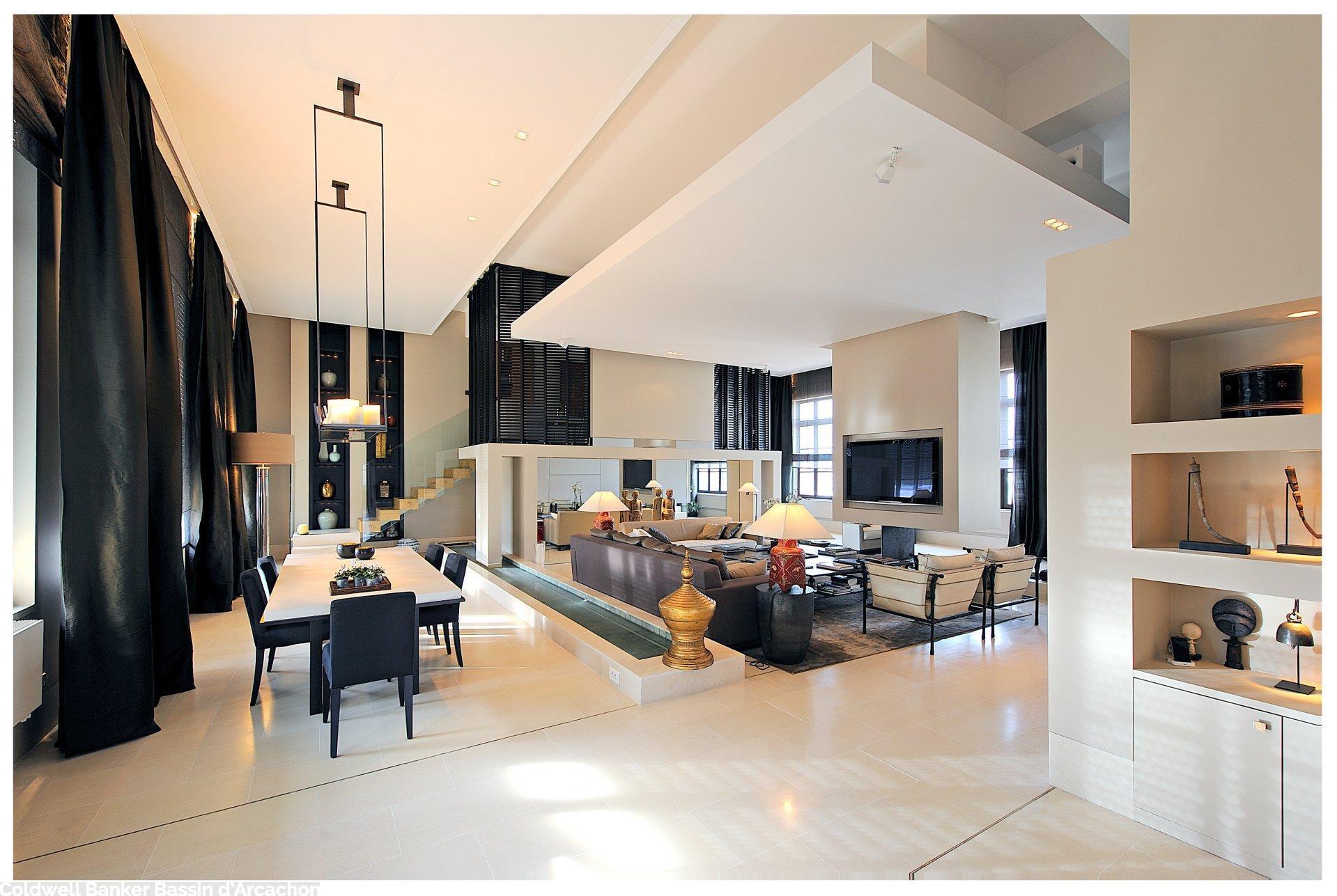 Appartement de luxe à vendre à Bordeaux triangle d'or