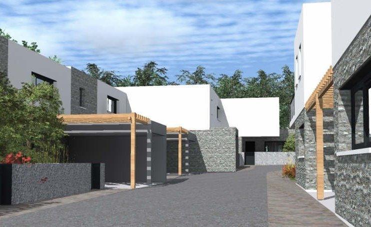 Maison neuve grand standing à vendre BORDEAUX CAUDERAN