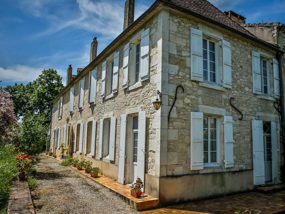 Maison de village à vendre Villereal