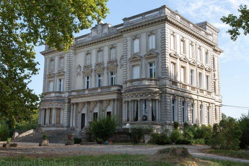 Chateau a vendre pres bordeaux sainte-eulalie