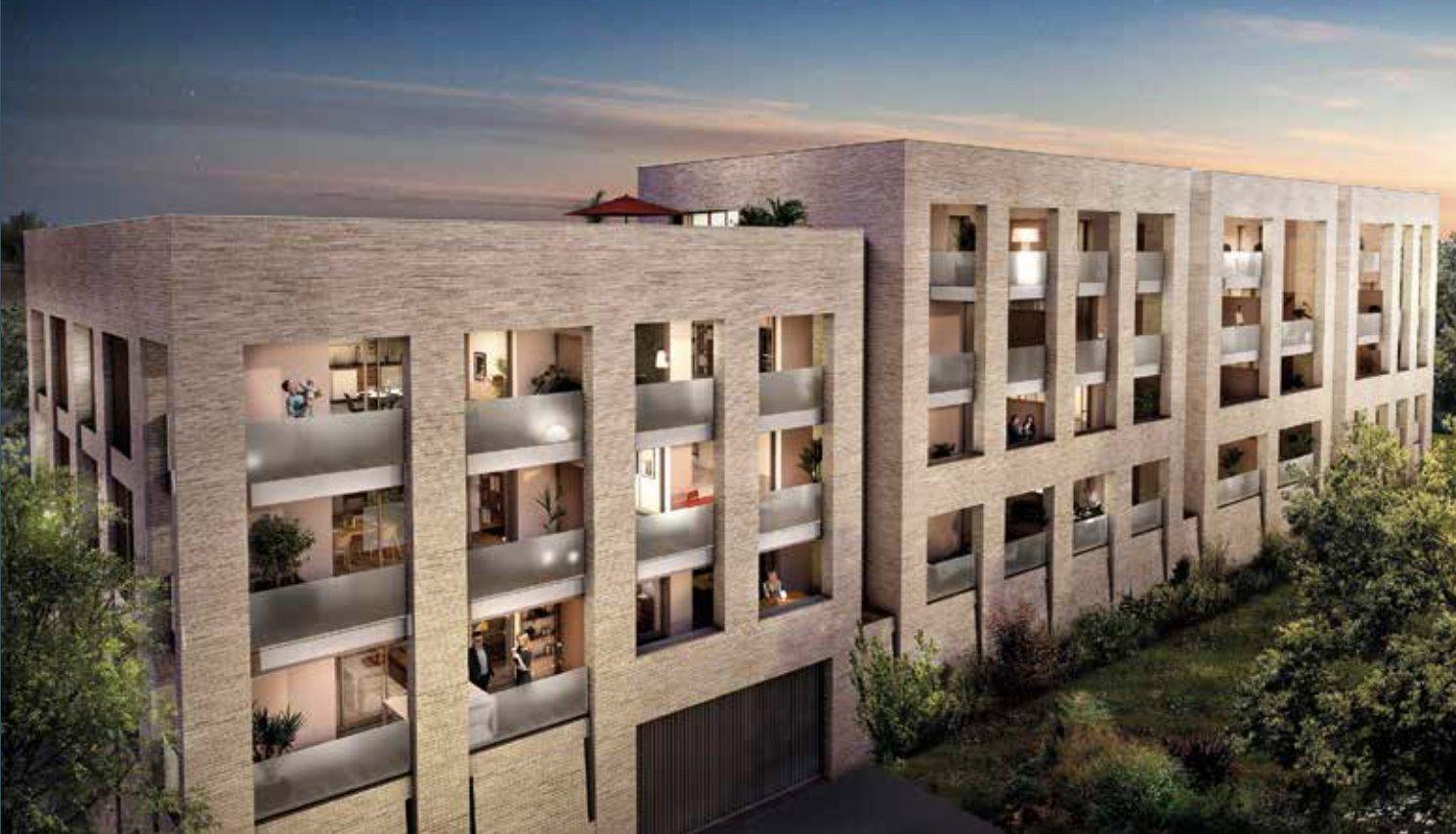 Appartement de standing 1 chambre à vendre BORDEAUX CHARTRONS