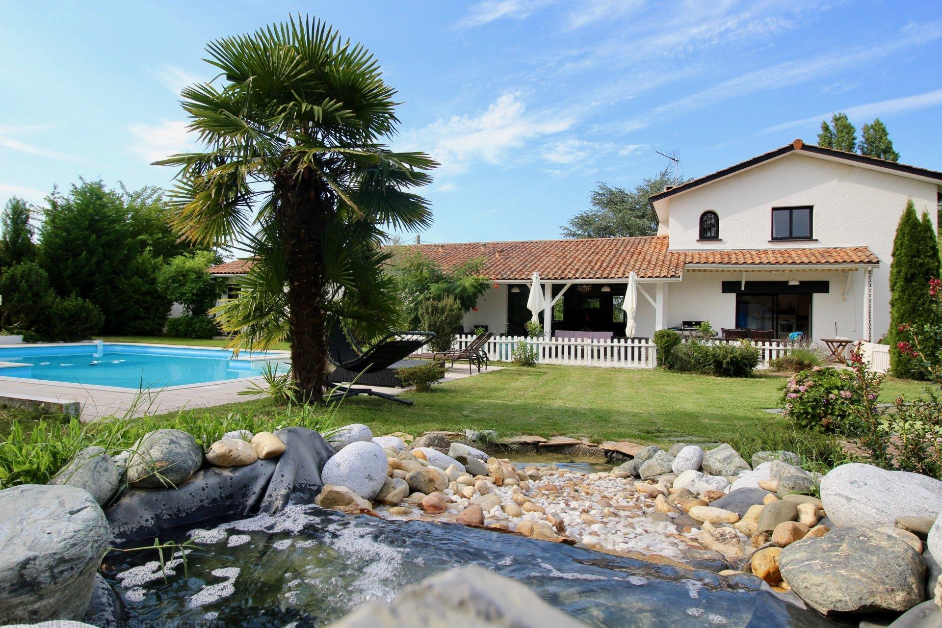 Acheter maison familiale 6 chambres cameyrac près de Bordeaux