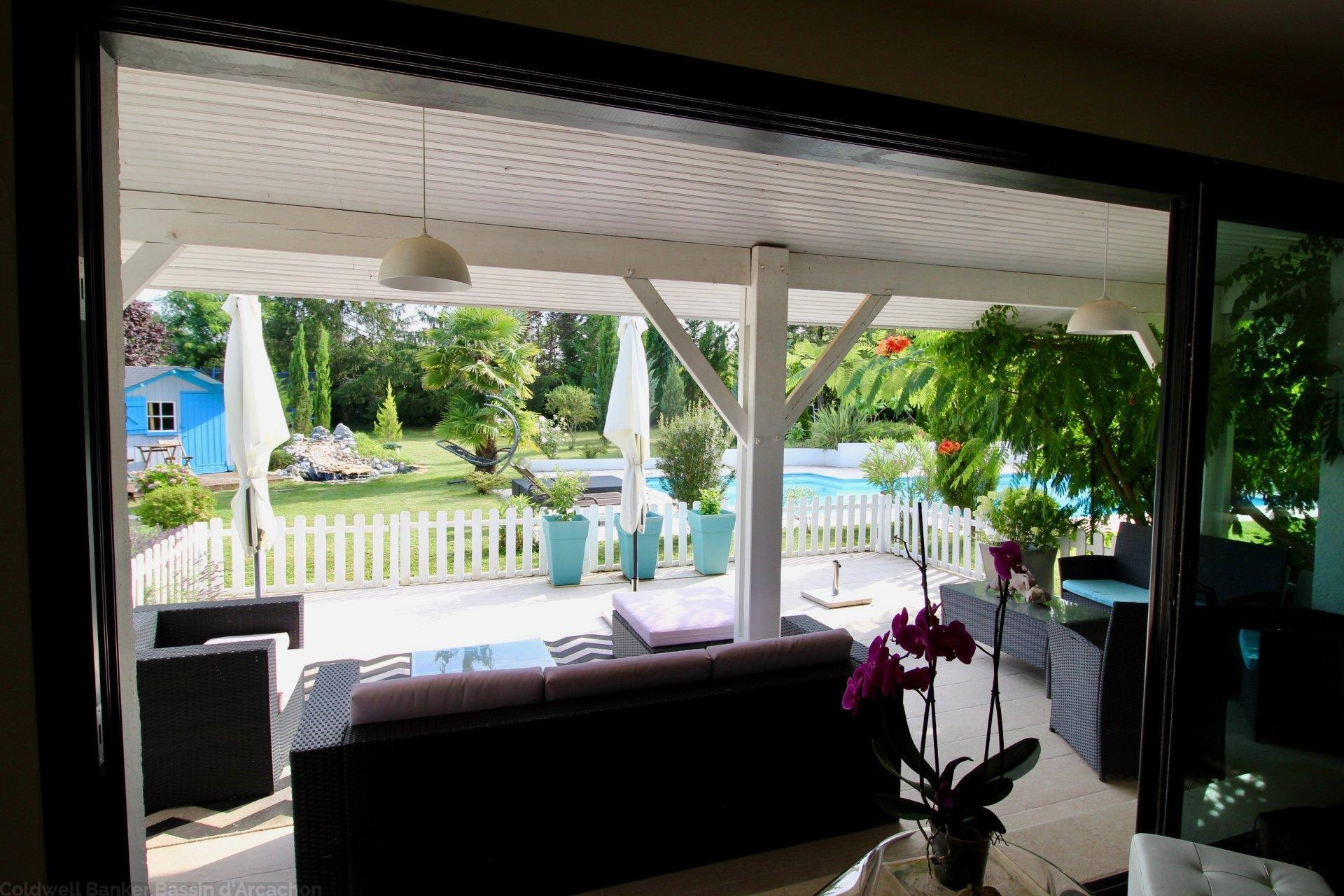 Vente maison familiale 6 chambres près de Bordeaux