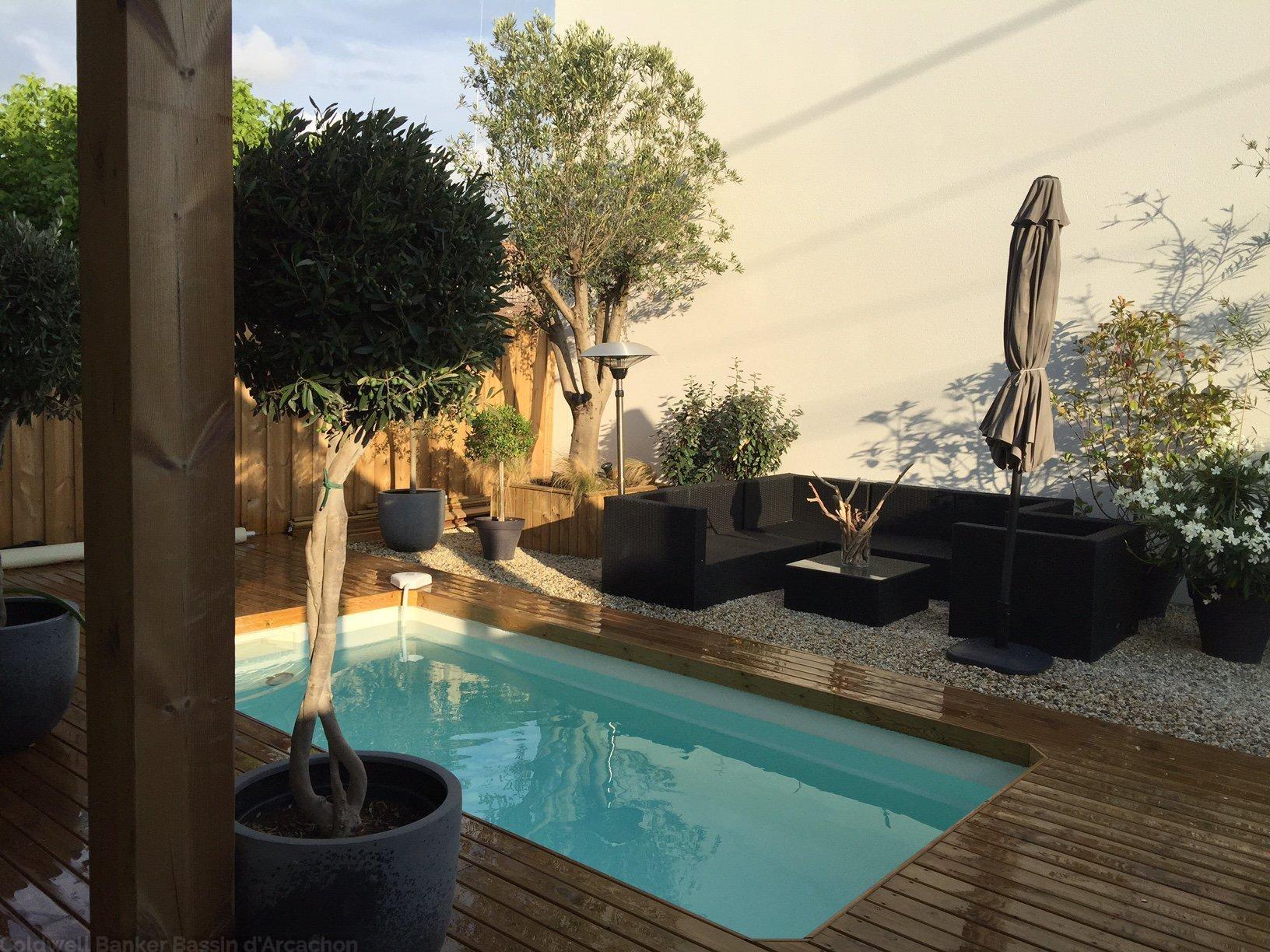 maisons familiale avec jardin a vendre bassin d arcachon