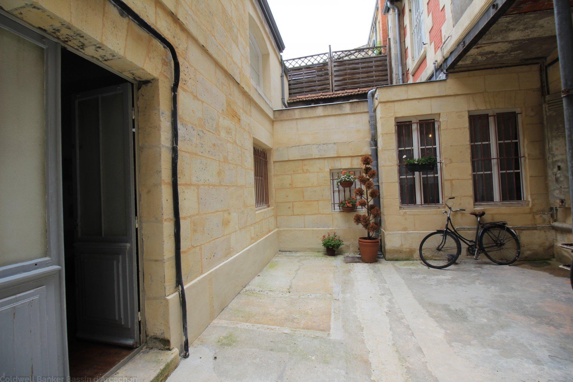 appartement 3 chambres a vendre bordeaux jardin public