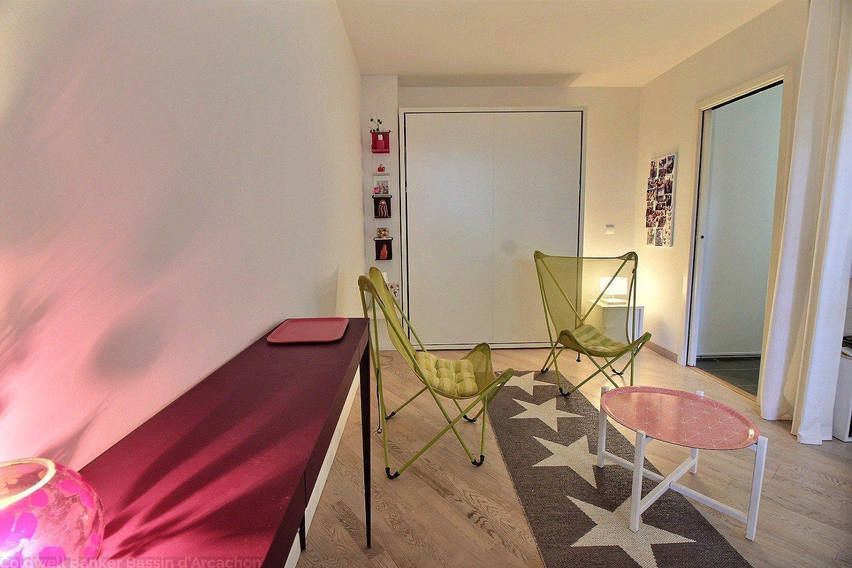 Vente appartement t2 f2 arcachon centre ville 50 m de la for Achat maison arcachon