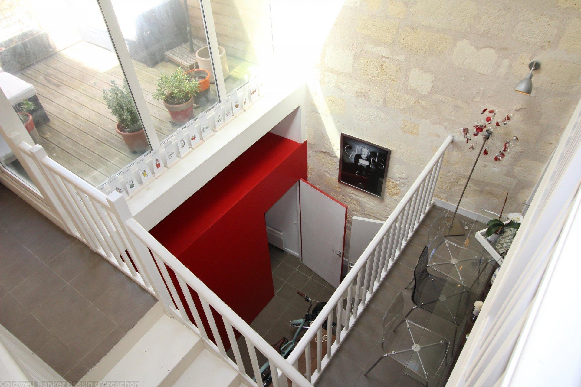 Vente maison villa bordeaux hyper centre maison de ville for Appartement location bordeaux centre ville