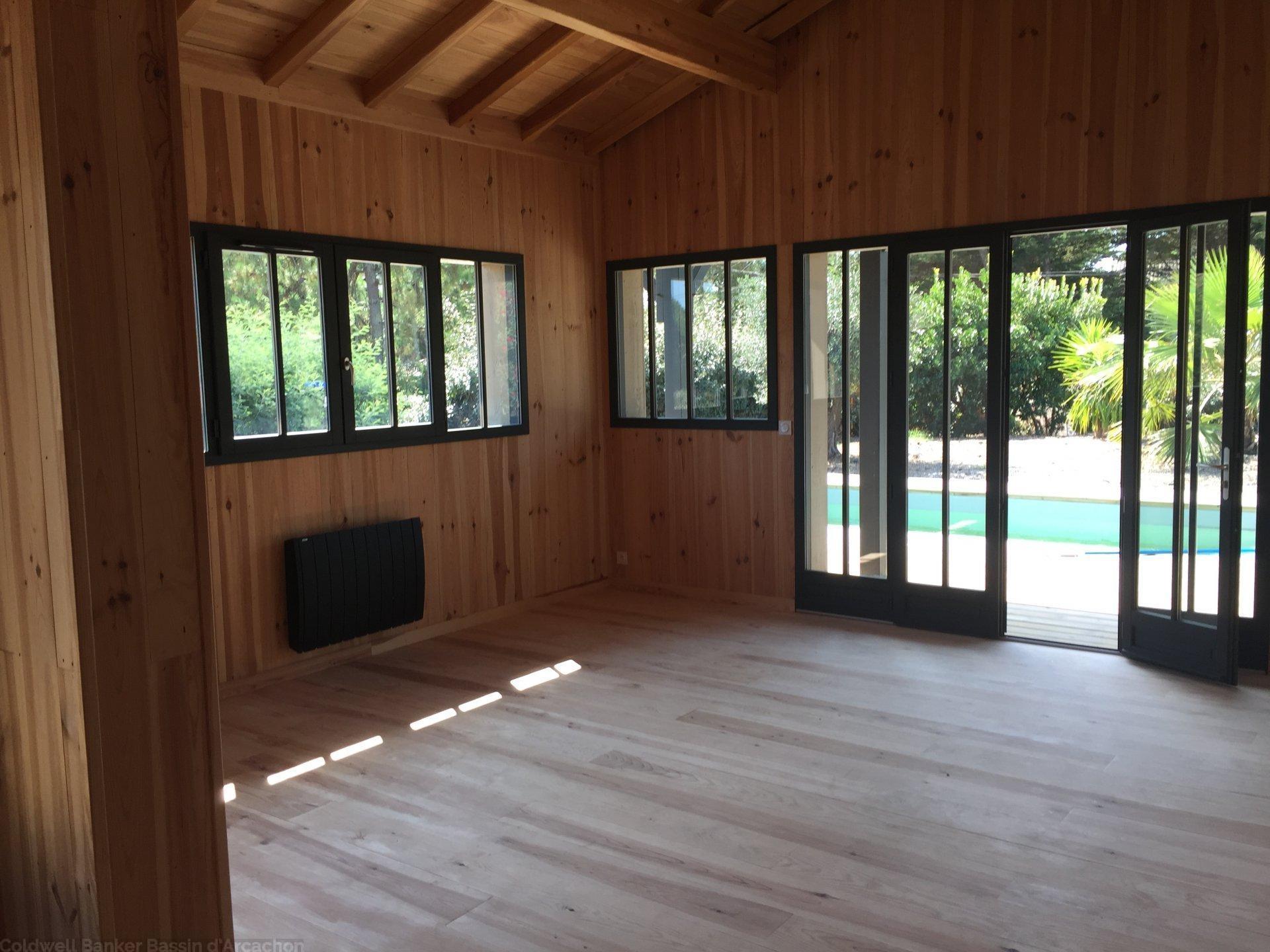 Villa neuve a vendre au cap ferret proche océan