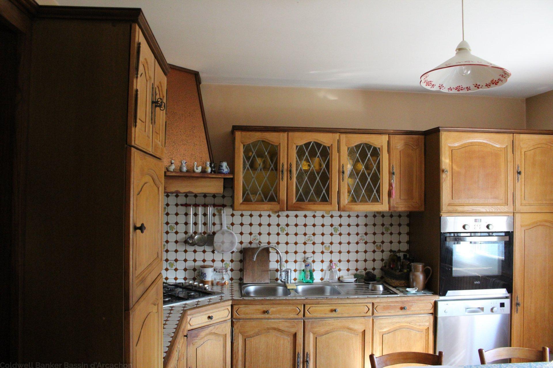 Recherche maison familiale 5 chambres plus de 150 m2 bassin d'arcachon