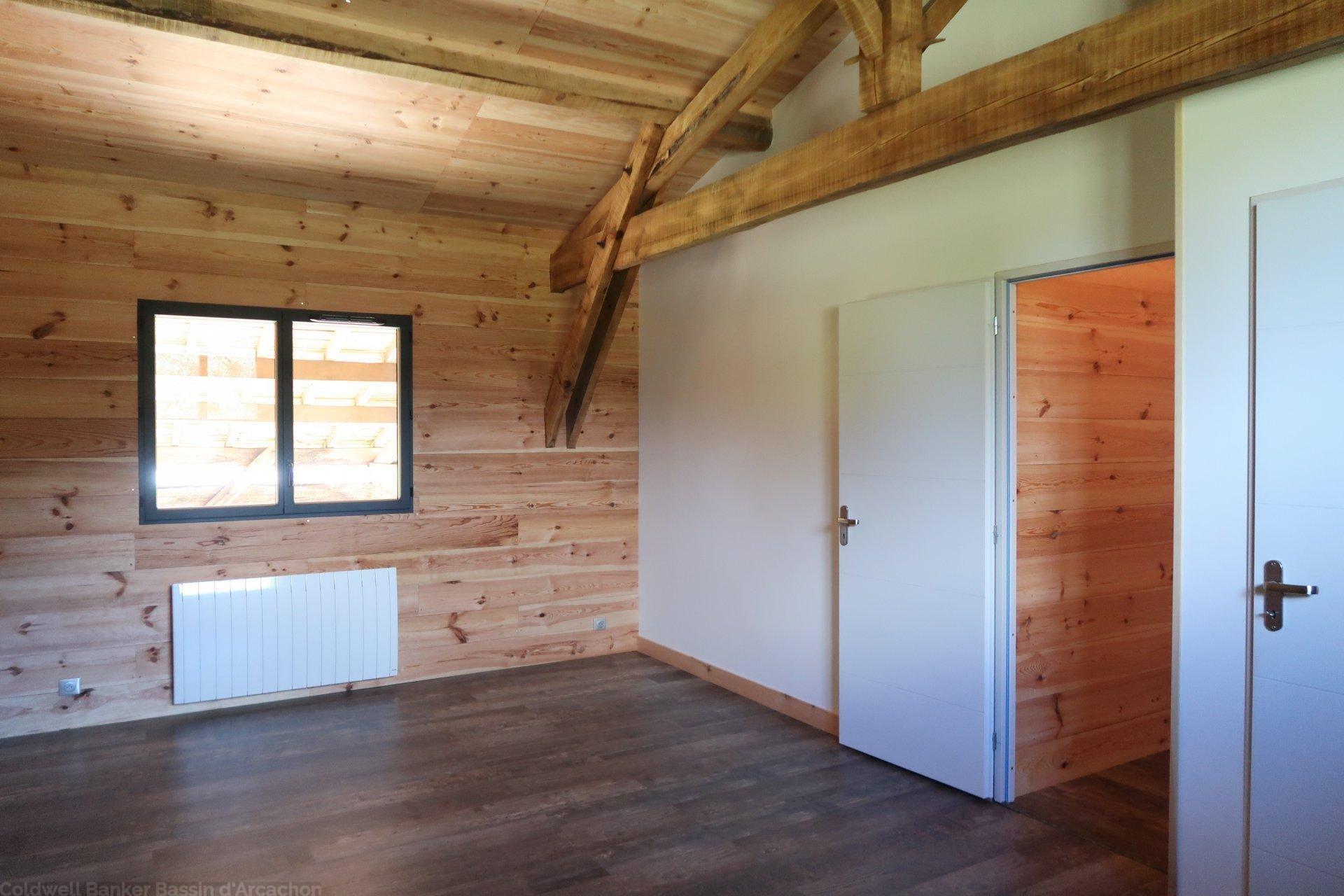 Acheter belle maison familiale 5 chambres avec terrain proche bordeaux salles gironde