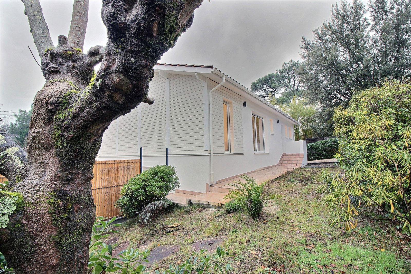 appartement 3 chambres avec terrasse et jardin a vendre pyla sur mer bassin d arcachon