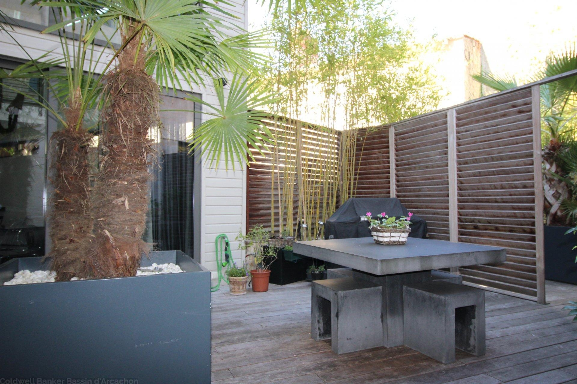 Vente maison villa bordeaux centre avec terrasses coldwell banker - Maison de ville bordeaux ...