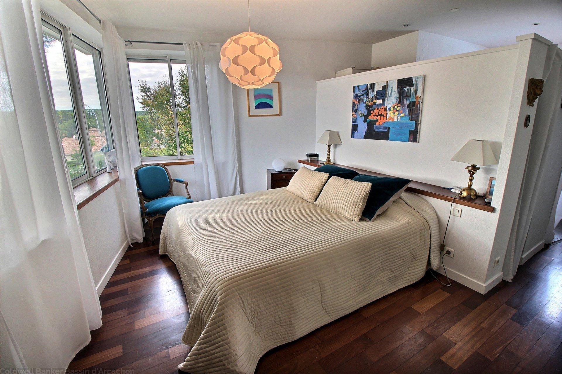 Vente maison 4 chambres avec piscine proche dune du pyla la teste de buch