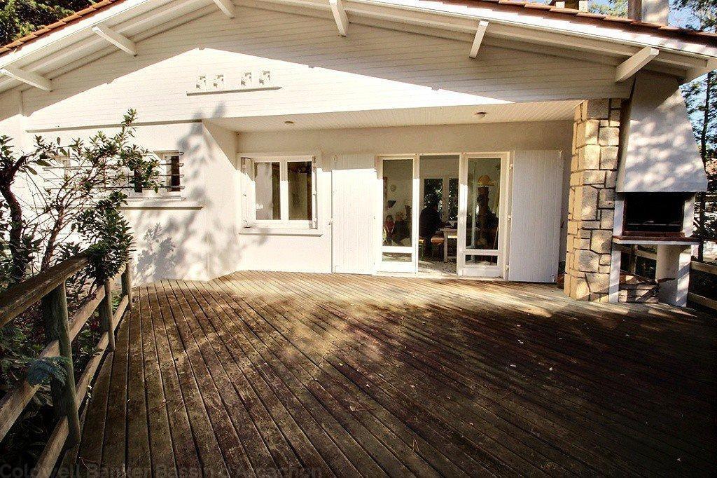 villa avec studio indépendant a vendre cap ferret 44 hectares
