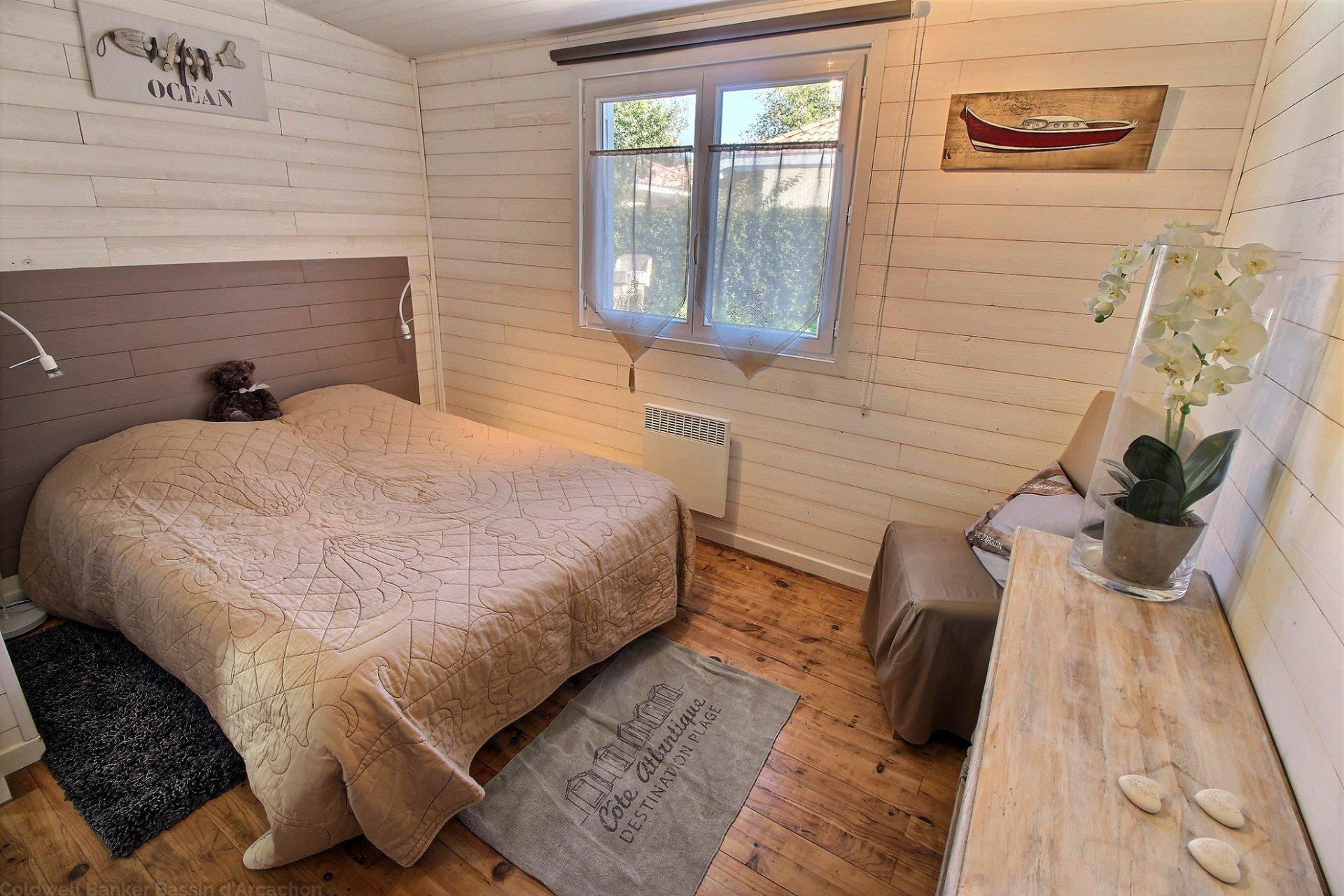Vente ensemble 2 maisons idéal chambres d'hôtes ou location saisonniere bassin d'arcachon