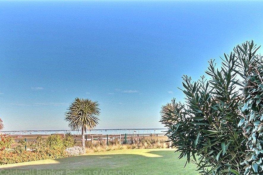 Appartement avec vue mer proche plage et commerces a vendre lege cap ferret