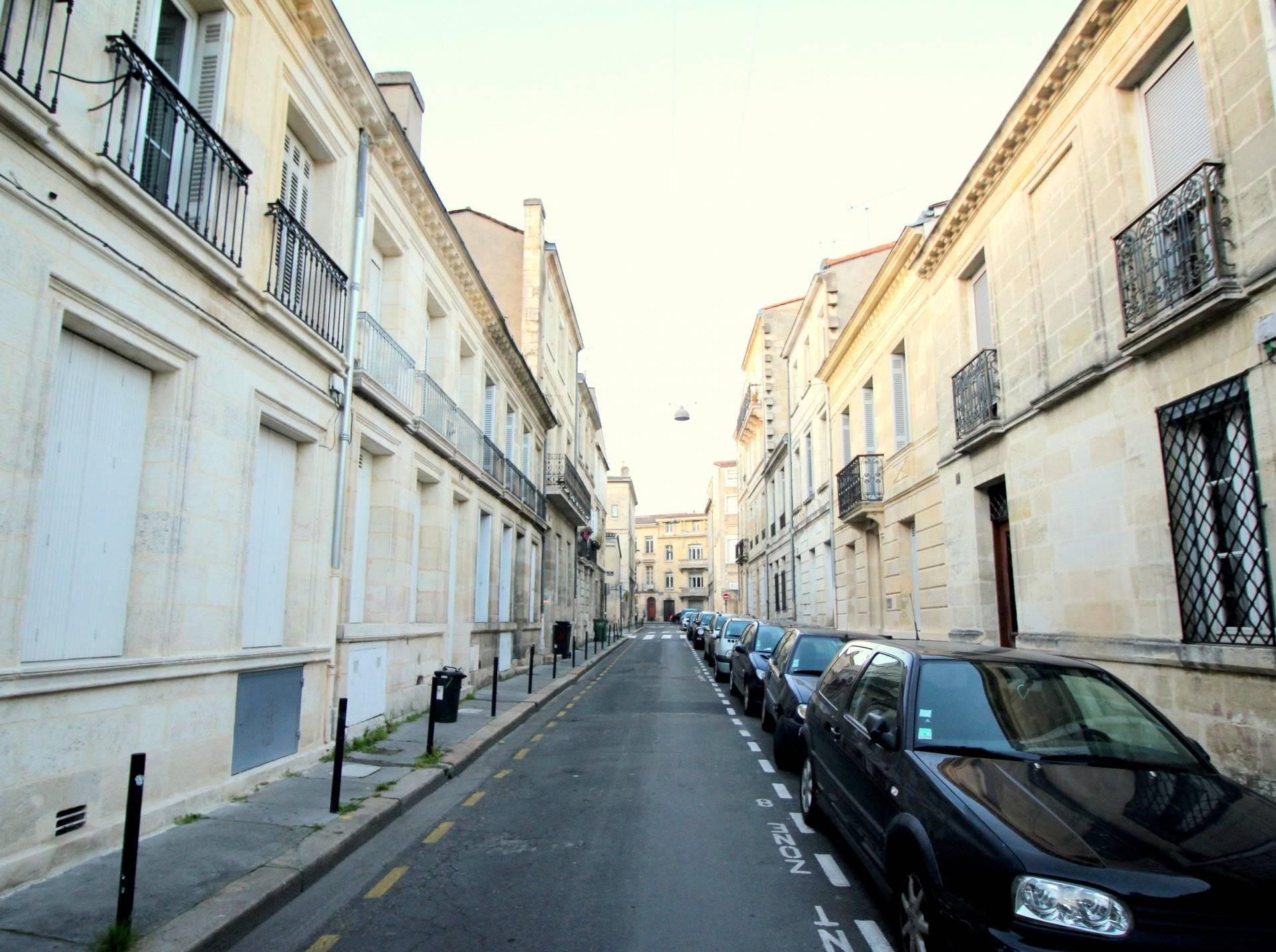 Immeuble proche place de la Victoire à vendre BORDEAUX