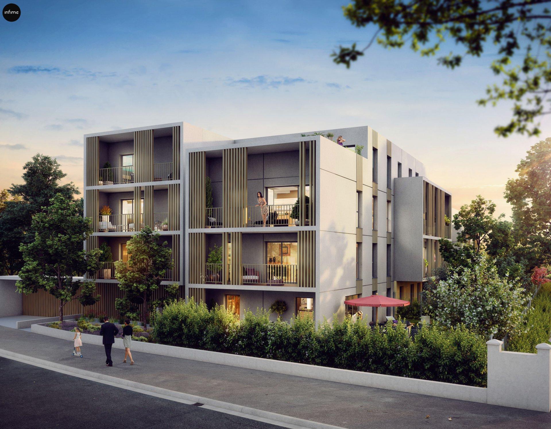 Achat de biens immobiliers neufs bordeaux coldwell banker for Achat maison pessac
