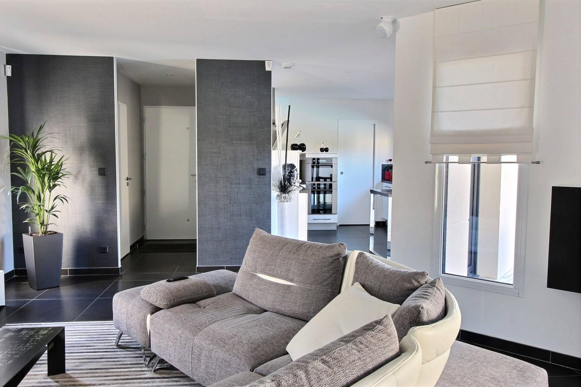 Belle maison contemporaine plain pied 3 chambres avec piscine chauff e vendre gujan mestras - Belle maison plain pied ...