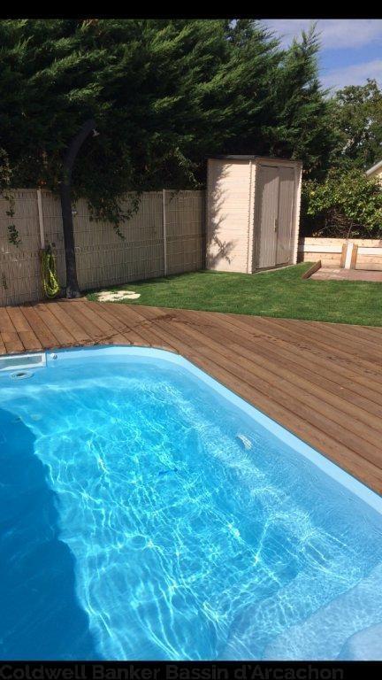 maison idéale pied a terre avec jardin et piscine proche plage a vendre arcachon le moulleau