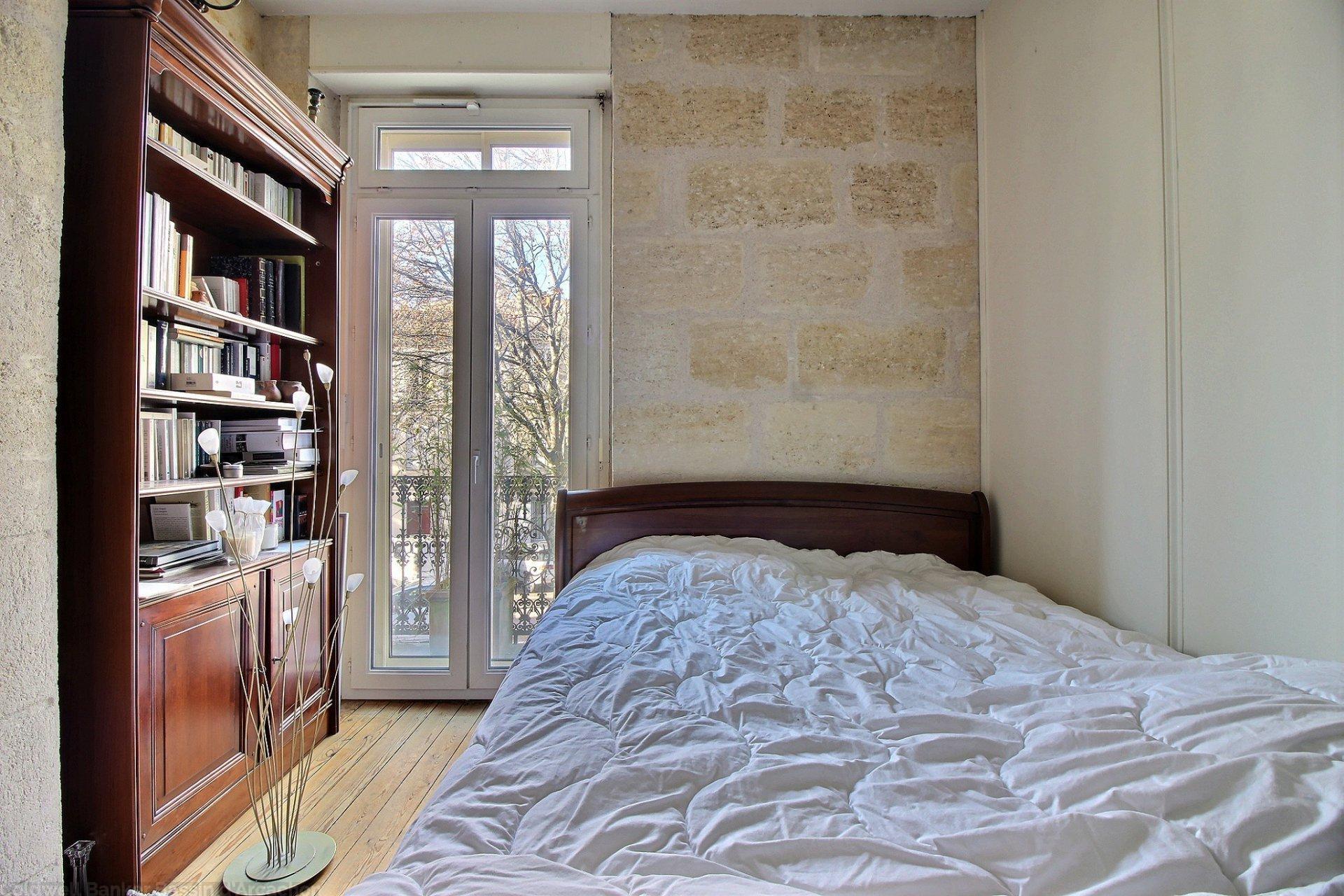 Acheter appartement ancien renove bordeaux hopital saint andre