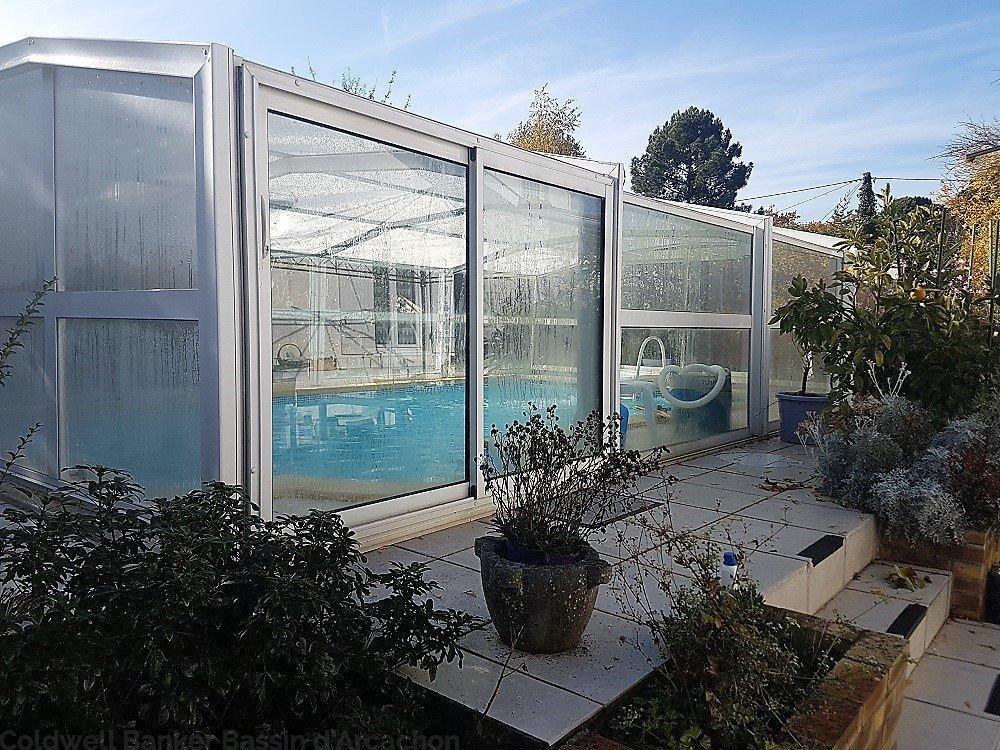 Vente villa 5 chambres avec piscine proche plage lege cap ferret