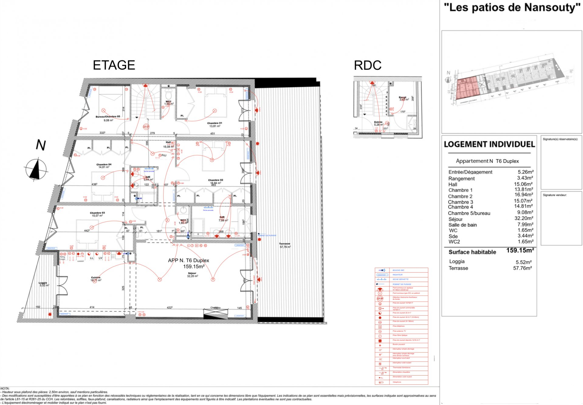 Programme immobilier neuf bordeaux nansouty coldwell banker for Appartement atypique 74