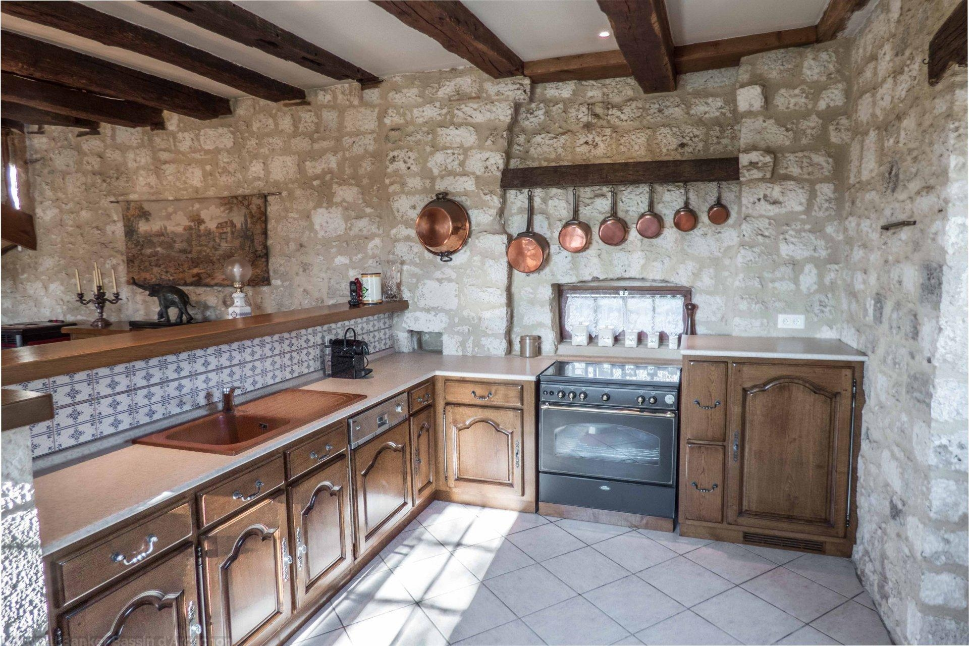 Achat maison 2 chambres possibilite 3 proche villereal beaumont du perigord issigeac